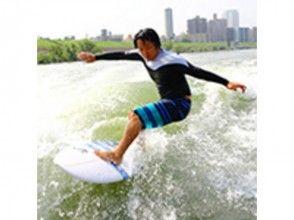 【アクセス良好 江戸川】ウェイクサーフィン体験プラン<初心者向け>の魅力の説明画像