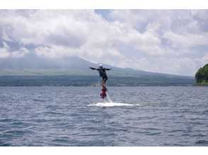 [山]在天上飛的水壓力!飛板的經驗當然(1集20分鐘)[是]描述圖像的魅力