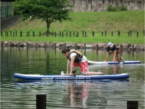 [Tokyo, 23 wards] of the charm of Tokyo SUP experience [stand-up paddle board] description image