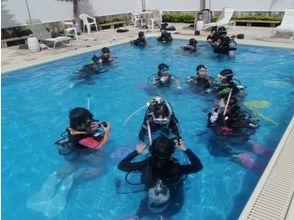 プランの魅力 There are also practical skills such as equipment setting in the pool の画像