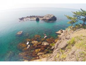 プランの魅力 青海川の海でSUPクルージング の画像