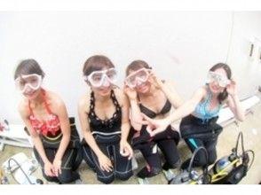 【沖縄】神秘の「青」を全身で体感!青の洞窟ツアー(ビーチ体験ダイビング)の魅力の説明画像