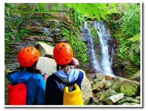 【沖縄・西表島】秘境の中の滝を目指す!秘境の沢「ゲーダの滝」コース(半日 AM・PM 3時間)の魅力の説明画像