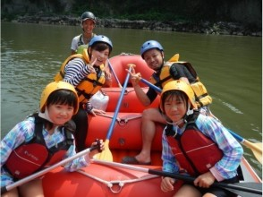 【新潟・信濃川】十日町・信濃川ラフティングコースの魅力の説明画像
