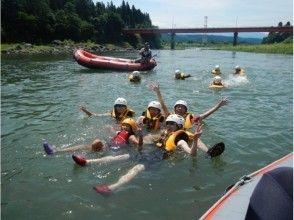プランの魅力 Play in the water too! の画像