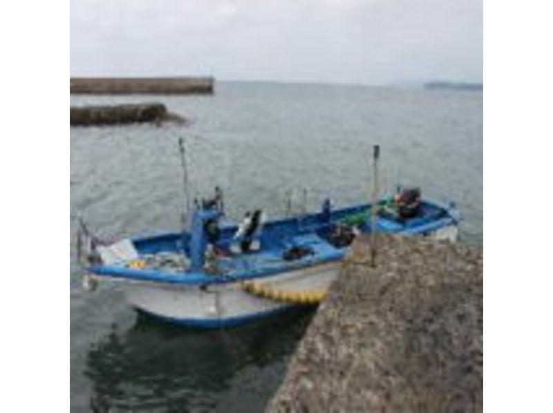 プランの魅力 安定性のよいボート の画像