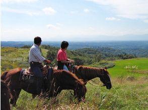 プランの魅力 Trekking while watching the superb view of Hokkaido の画像