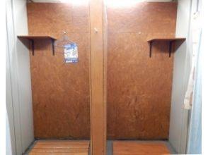 プランの魅力 受付前に男女別の無料更衣室をご用意してあります の画像