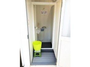 プランの魅力 シャワールームは更衣スペースが付いた個室タイプが5室! の画像