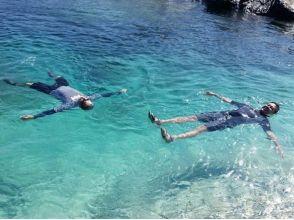 【沖縄・国頭村】やんばる国立公園に指定された沖縄本島北部で無人島へ行こう!SUP+シュノーケリングの魅力の説明画像