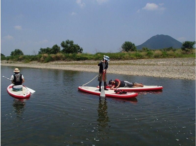 """""""Shiga prefecture Yasu River SUP"""""""