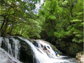 プランの魅力 カジカの滝で岩登り!! の画像