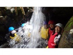プランの魅力 皆で滝の水を浴びてみよう。 の画像