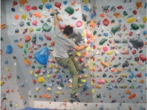 [Tokyo Itabashi] Beginners are welcome! Bouldering experience the charm of the description image