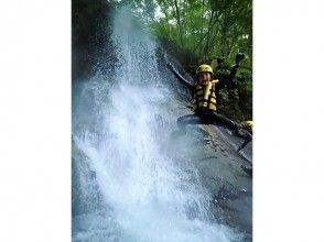 プランの魅力 滝つぼにジャンプジャンプジャンプ!! の画像