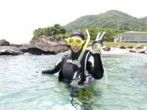 プランの魅力 Experience diving is OK from children over 10 years old の画像