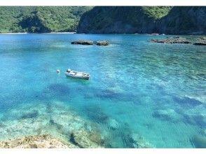 プランの魅力 You can experience diving even in the beautiful Hirasaki sea の画像