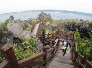 プランの魅力 桜島足湯前のポイント。鹿児島市内から約30分で到着する近場ポイント の画像