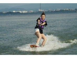 いよいよ琵琶湖へ!