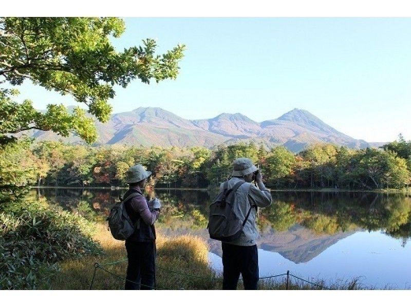 知床五湖を散策!