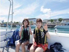 2. Depart by boat