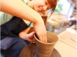 ☆ Water-grinding potter's wheel technique