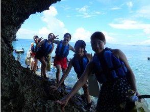 青の洞窟へ向け冒険スタート