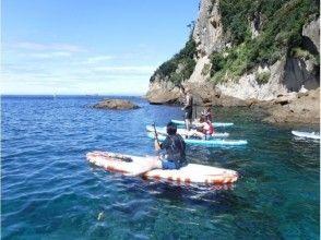 Let's enjoy nature! SUP sea walk