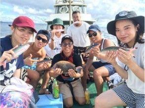 釣魚結束!