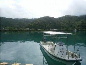 Amanico丸で出航