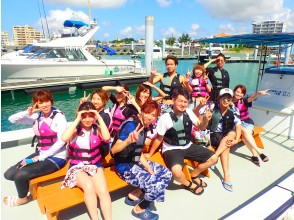[When held at 9 o'clock] We will move to the venue by boat from the port immediately after leaving Uminchu Wharf!