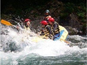 Rafting start! !!