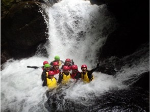 瀑布体验!