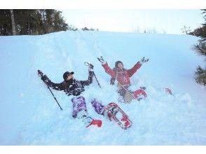 There are plenty of snow fun!