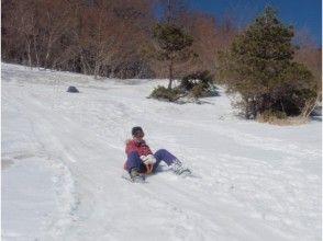軽井沢・長野・群馬】スノーシュー ×雪上そり滑り『スノー ...