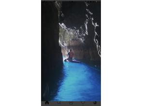夏は青の洞窟コースがメイン!