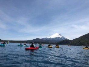 終始富士山をながめて