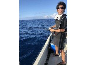 魚釣りスタート
