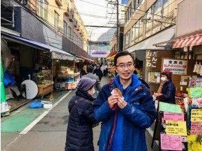 Visit'Sendai's Kitchen', Sendai Morning Market.