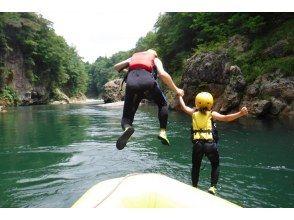 川流れ体験
