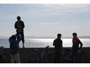 別府湾海岸線サイクリング
