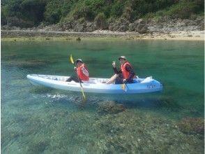 沖縄の海で思い出作り
