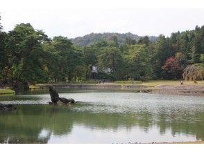 Visit the Motsuji Temple Garden, a World Cultural Heritage Site