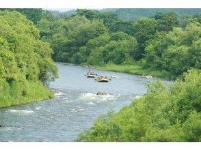 川へスタート