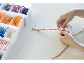 Knitting experience (15 minutes)
