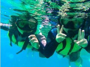 열대어와 산호초의 바다, 스노클링