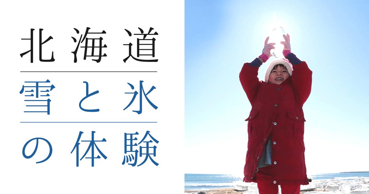 2017年冬の北海道でしかできない体験・アクティビティ