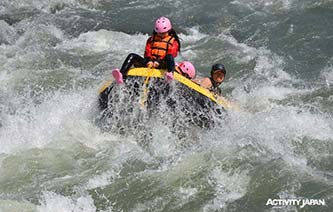 Finally the season starts! ! Rafting special feature on Kyushu · Rumikawa River and Shikoku · Yoshino River