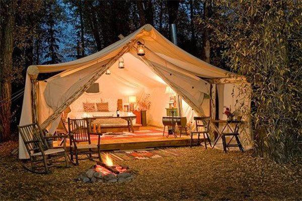 超ラグジュアリーなキャンプ『グランピング』って知っていますか?