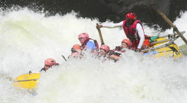 If you are going to rafting in Bali, Ayung River and Tragawatja River!